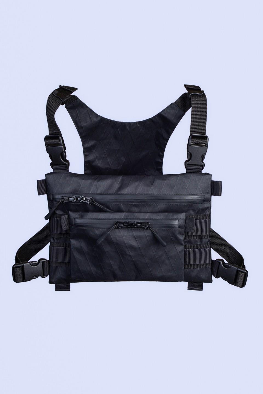 VX21 BLACK X-PAC CHEST RIG