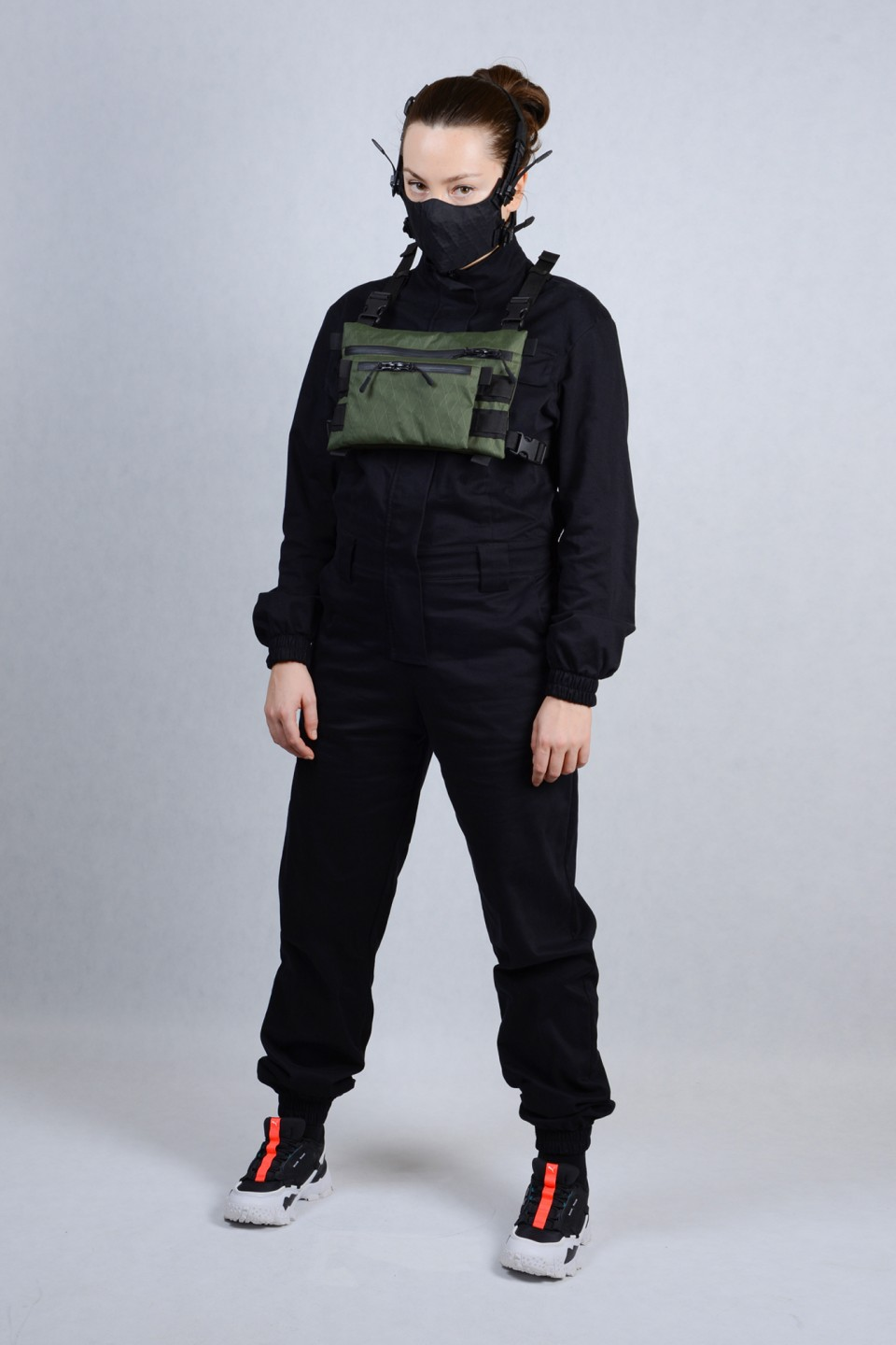 VX21 OLIVE X-PAC CHEST RIG