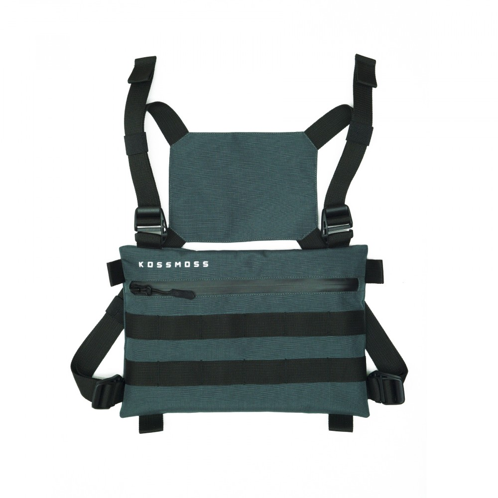 Gray Chest Rig