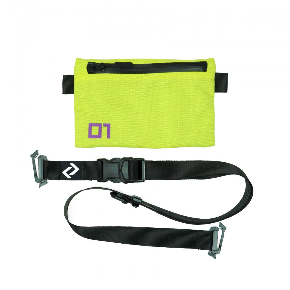 Lime Green Cell Phone Bag